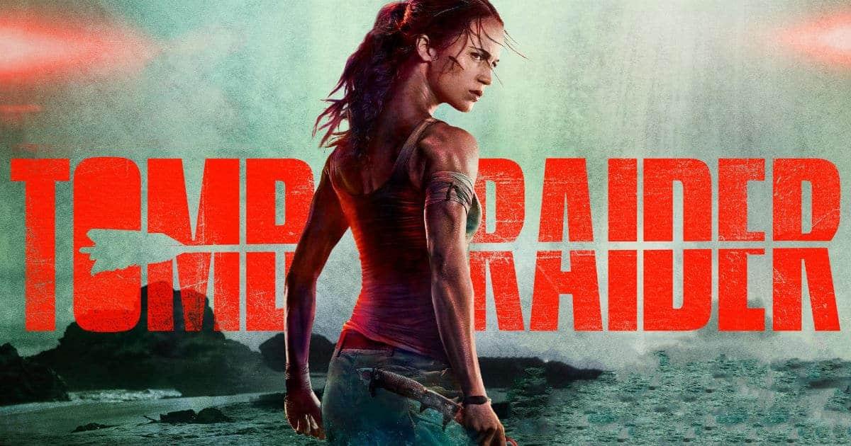 Recenzija: Tomb Raider (2018)