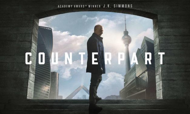 Recenzija: Counterpart (2018– )