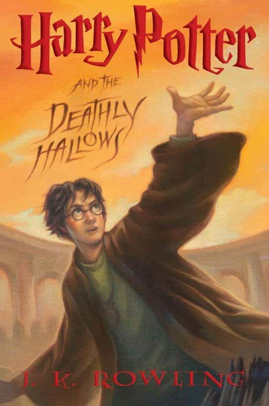 The Harry Potter serija knjiga