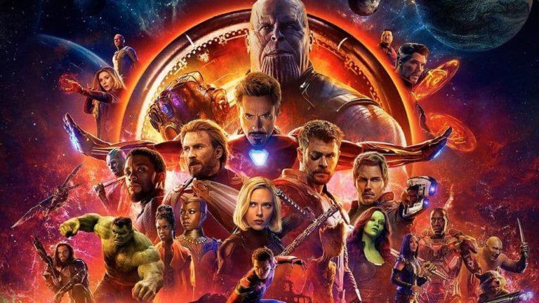 Recenzija: Avengers Infinity War (2018)