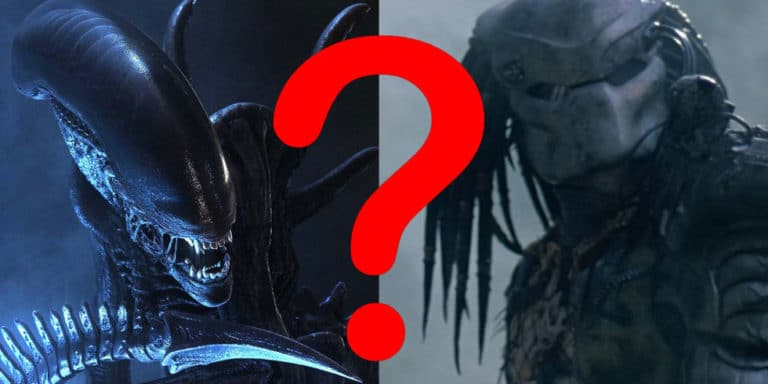 Može li novi 'The Predator' film tajno biti povezan s 'Alien'?!