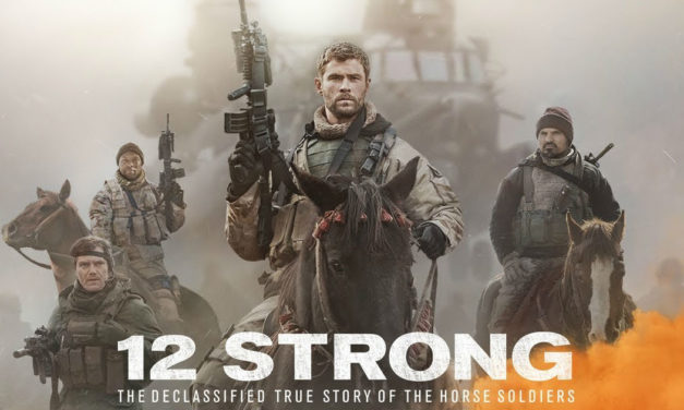 Recenzija: 12 Strong (2018)