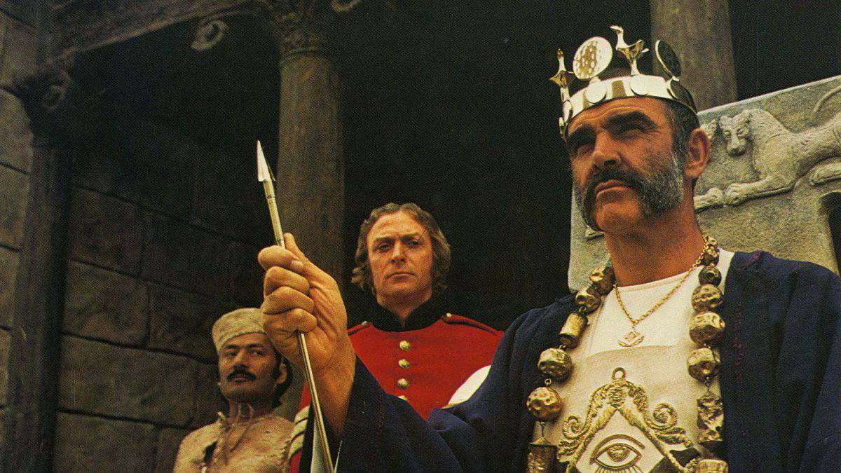The Man Who Would Be King (1975) - Svijet filma