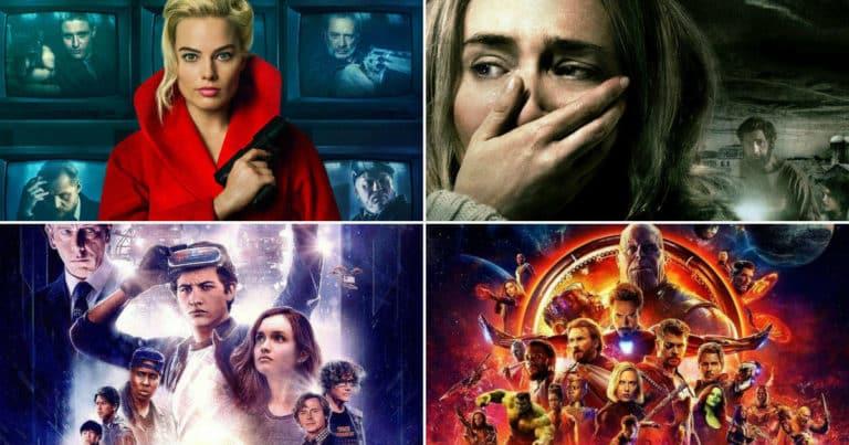 Najbolje ocijenjeni filmovi 2018