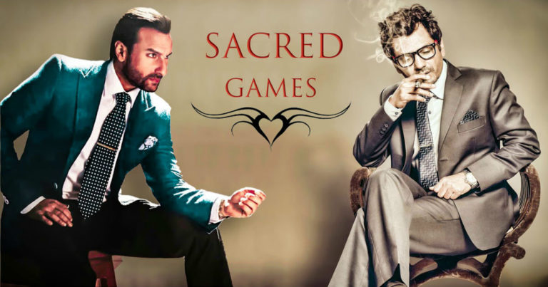 Trailer: Sacred Games (2018– )