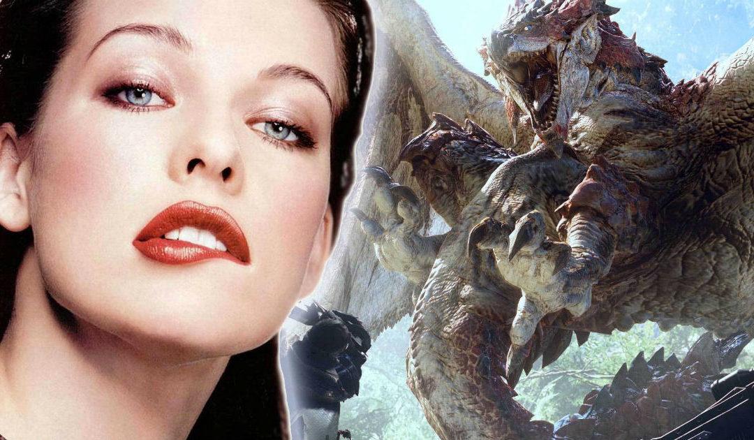 'Monster Hunter' igrani film dobio prvi sinopsis i sliku