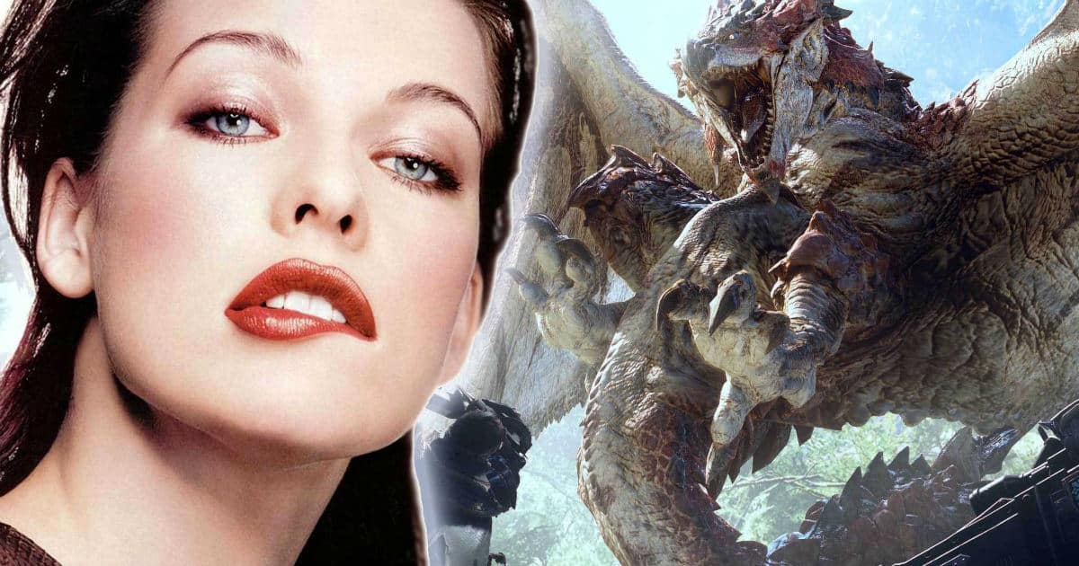 Monster Hunter filmska adaptacija – glumi Milla Jovovich
