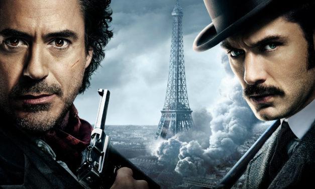 Sherlock Holmes 3 odgođen za još godinu dana