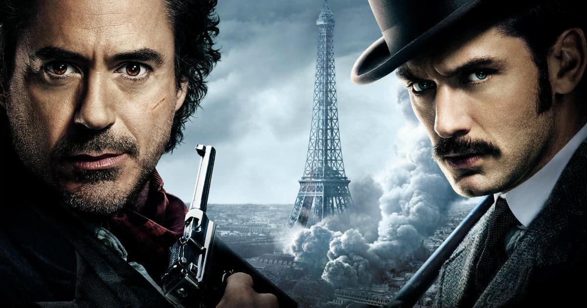 Sherlock Holmes 3 - potvrđen datum izlaska - Svijet filma