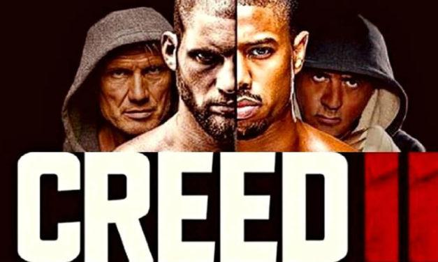 Recenzija: Creed II (2018)