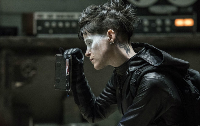 The Girl in the Spider's Web (2018) – Najava filma