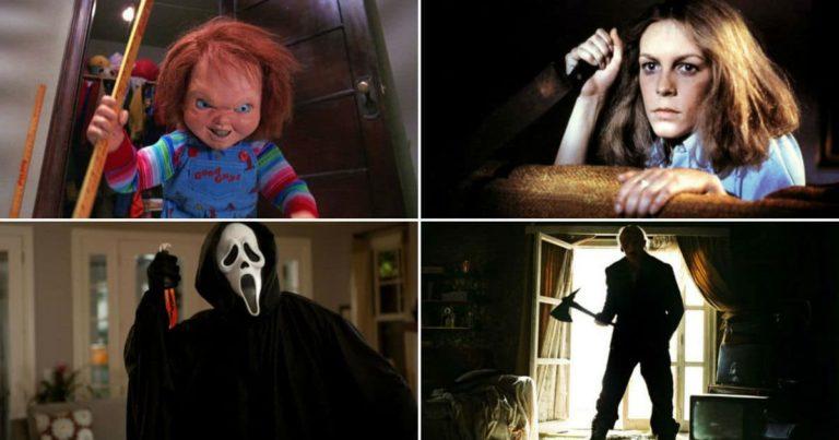 15 Najboljih 'slasher' horor filmova svih vremena
