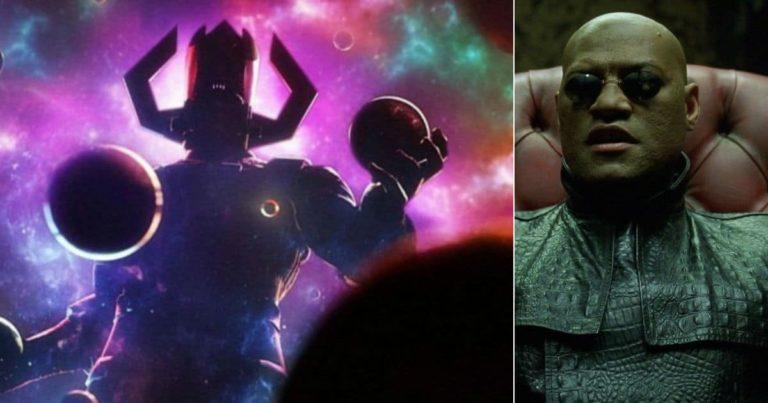Laurence Fishburne želi glumiti Galactusa u Marvel Filmskom Svemiru!