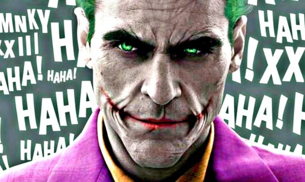 Joaquin Phoenix našminkan kao Joker – Video