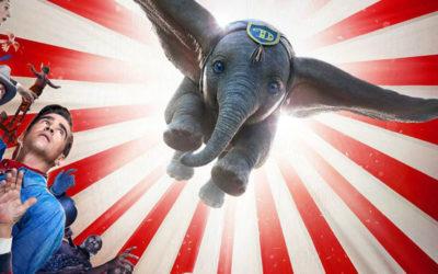 Recenzija: Dumbo (2019)