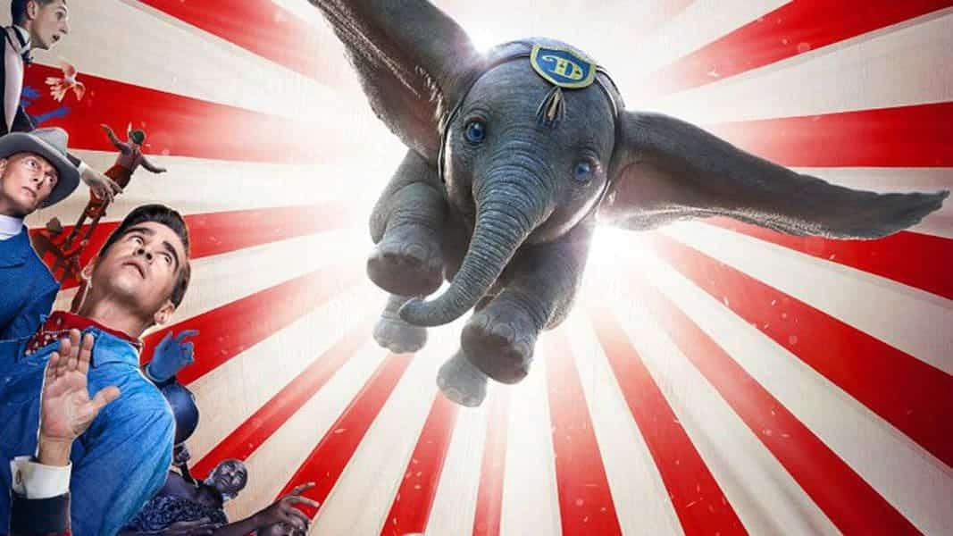 Trailer: Dumbo (2019)