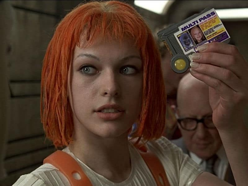 """LEELOO (""""THE FIFTH ELEMENT"""""""