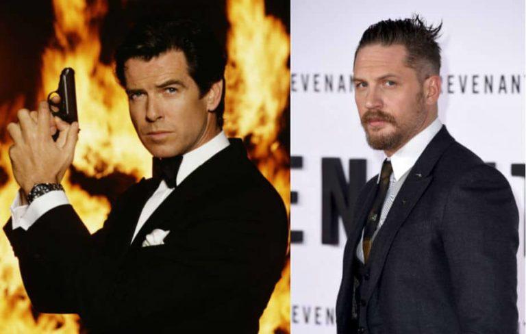 Pierce Brosnan želi Tom Hardyja kao novog James Bond