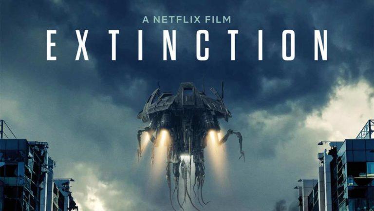 Recenzija: Extinction (2018)