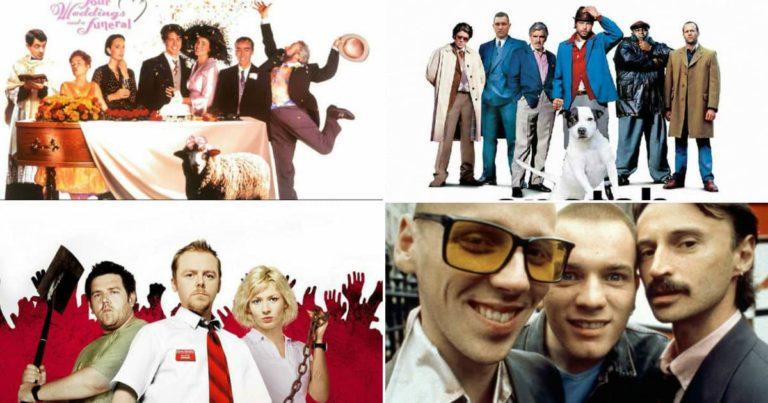30 Najboljih Britanskih filmova svih vremena
