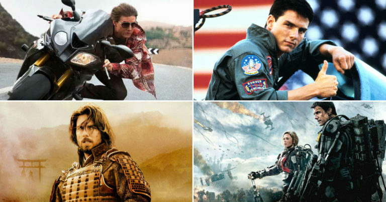 15 Najboljih filmova Tom Cruise