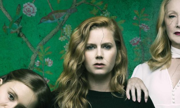 Recenzija: Sharp Objects (2018-)