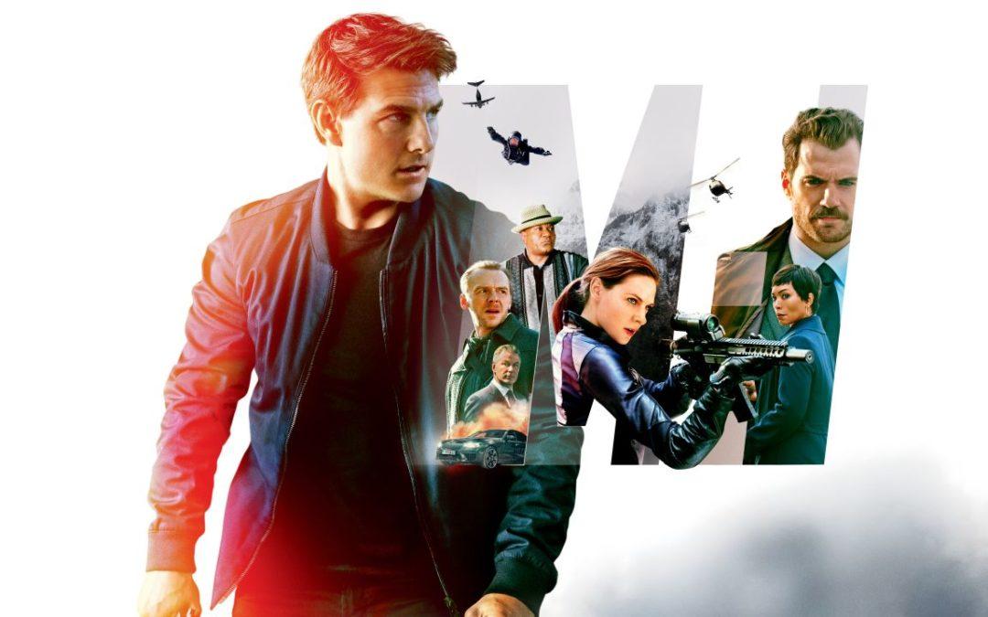 Recenzija: Mission: Impossible – Fallout (2018)