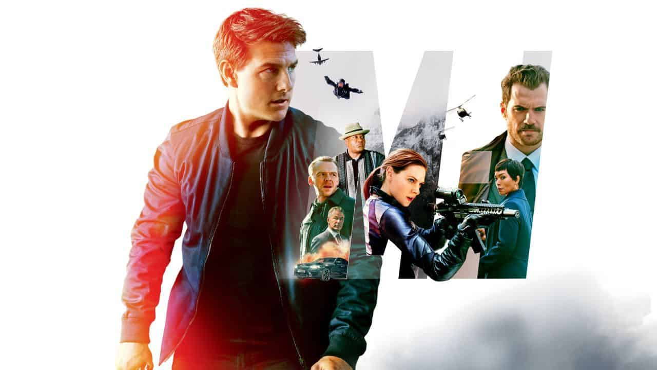 Recenzija: Mission: Impossible - Fallout (2018)