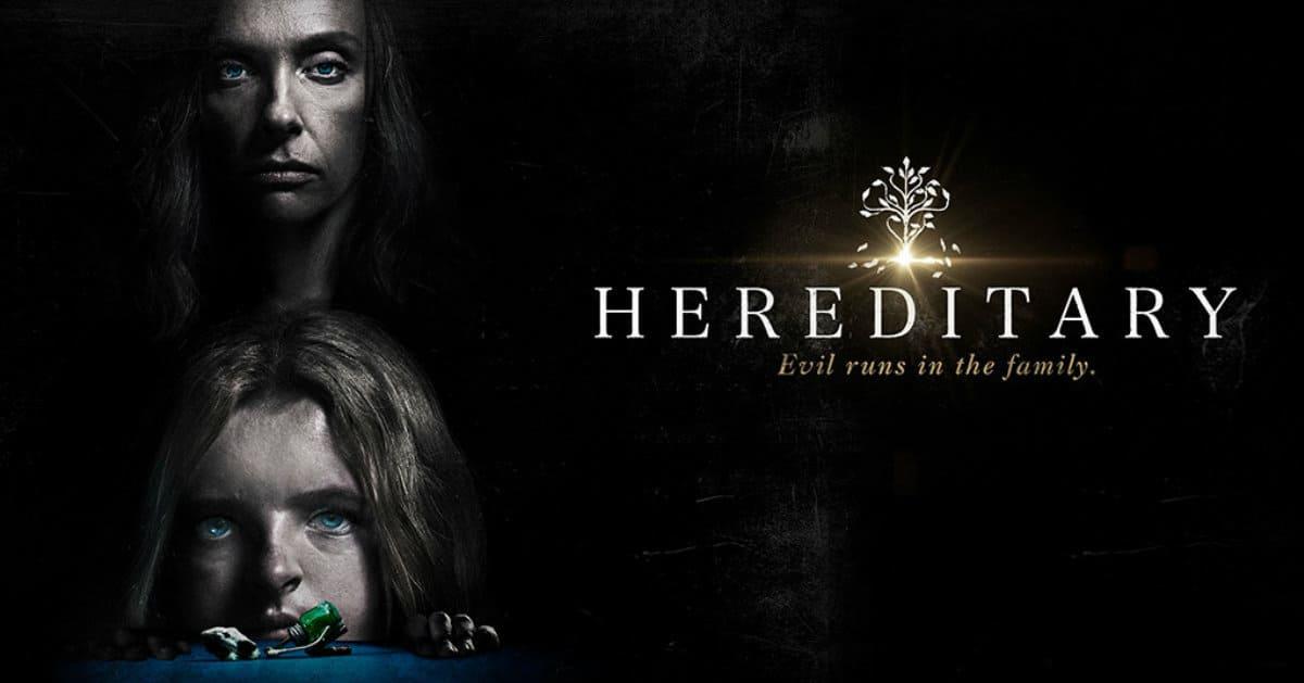 Recenzija: Hereditary (2018)