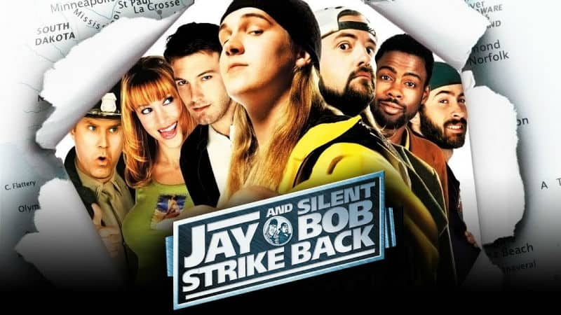 Jay and Silent Bob Strike Back (2001)