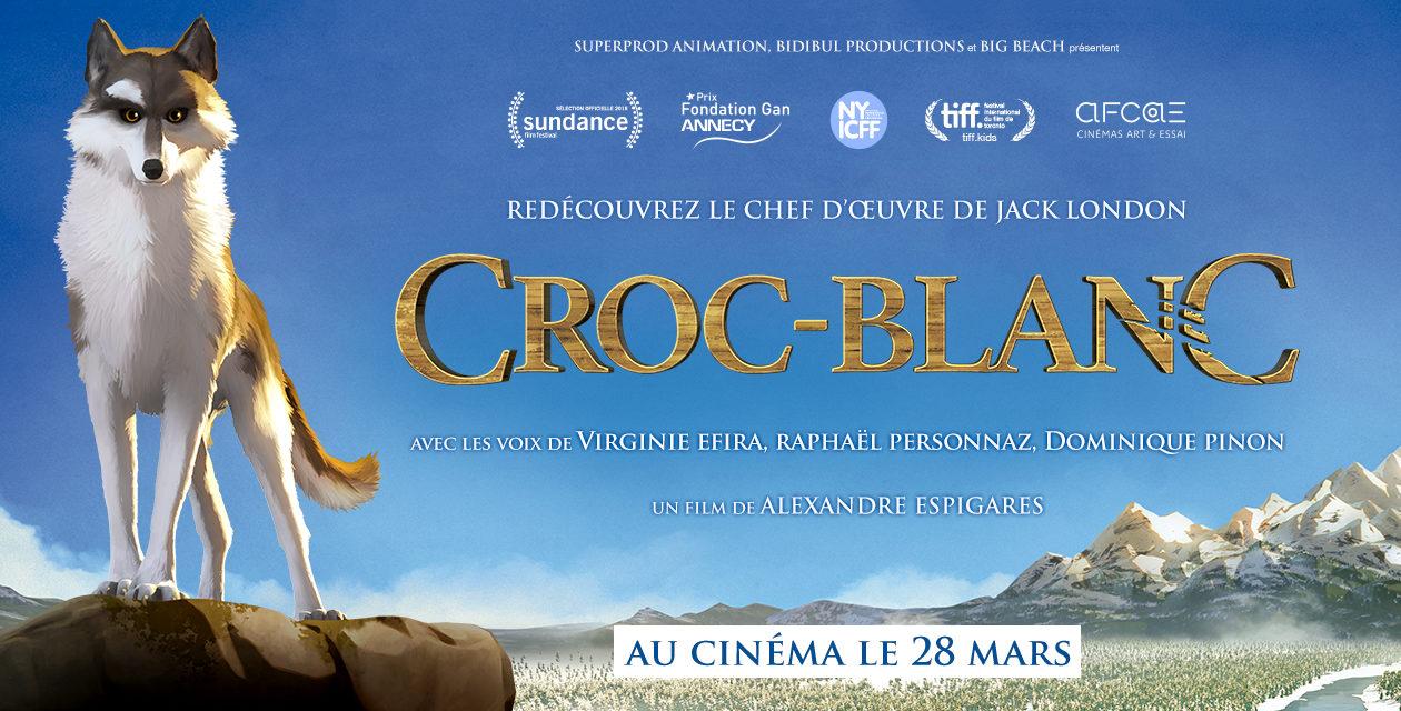 Recenzija: Croc-Blanc (2018)