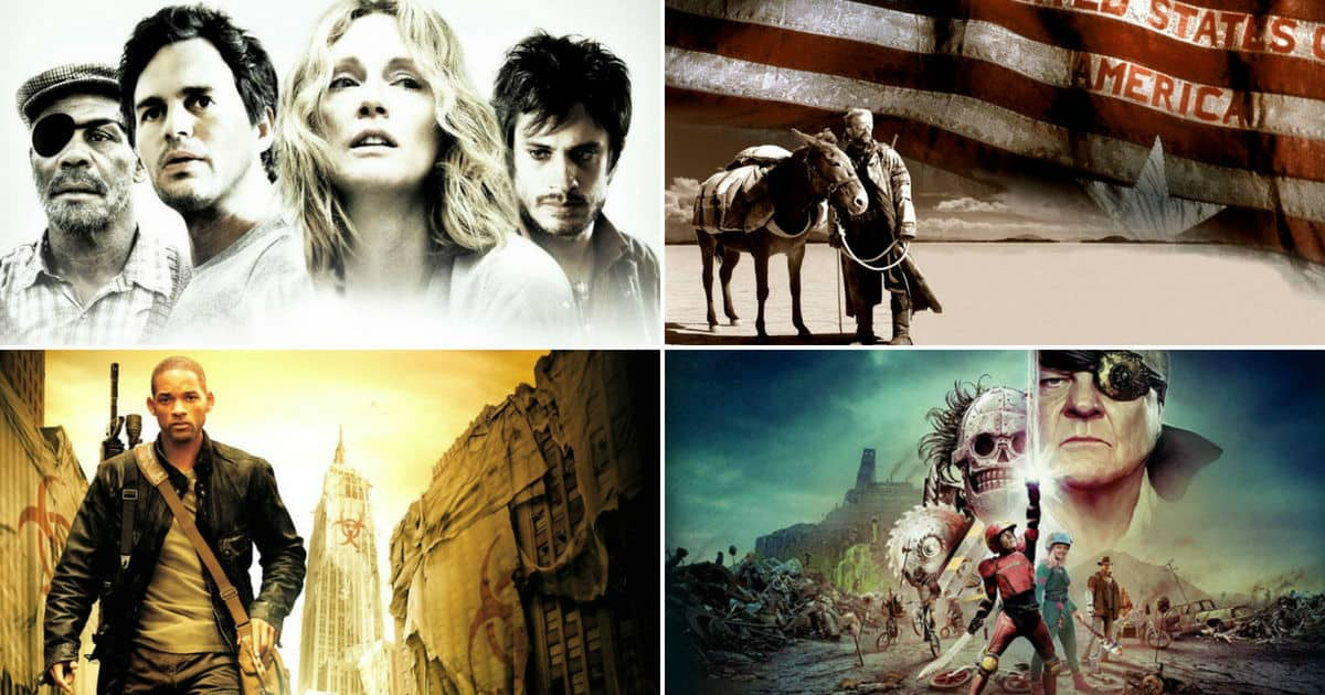 Najbolji Post-Apokaliptični filmovi