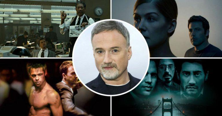 10 Najboljih filmova David Fincher