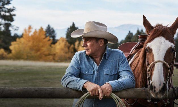 Recenzija: Yellowstone (2018)