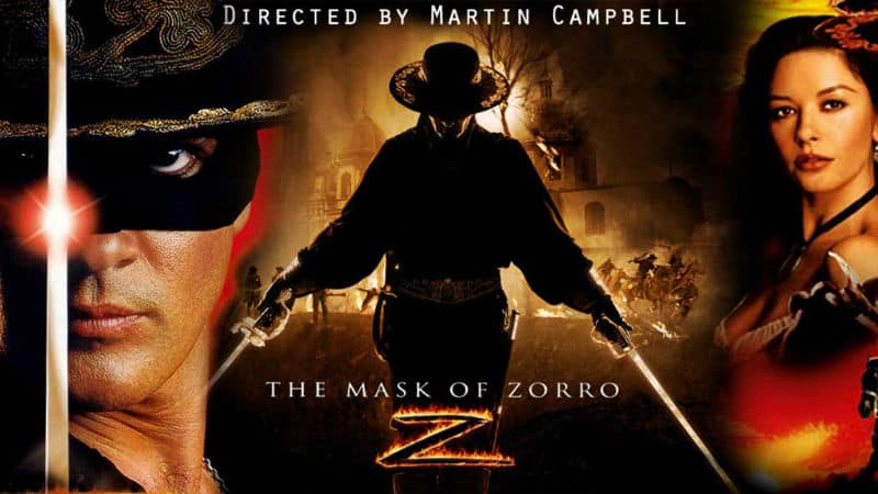 The Mask of Zorro (1998)