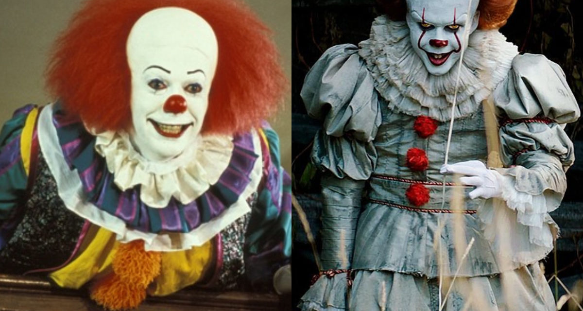 Komparativna recenzija: It (1990) / It (2017)