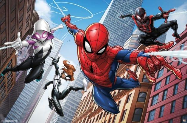 Sony ima pravo na više od 900 Marvel likova