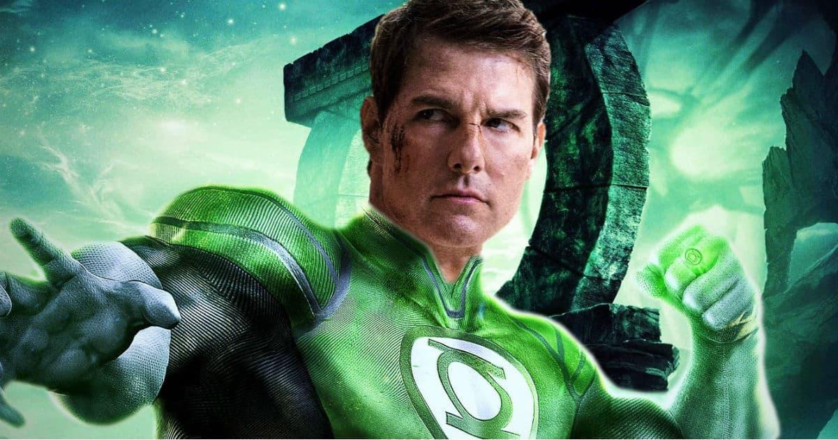 Tom Cruise prvi izbor za glumiti Green Lantern!