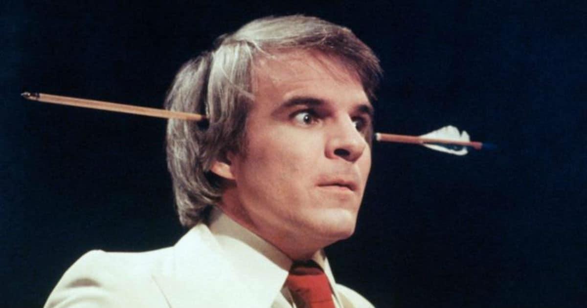 10 Najboljih filmova Steve Martin