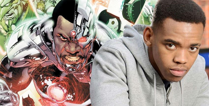 DC izabrao Cyborga za svoju novu seriju 'Doom Patrol'!