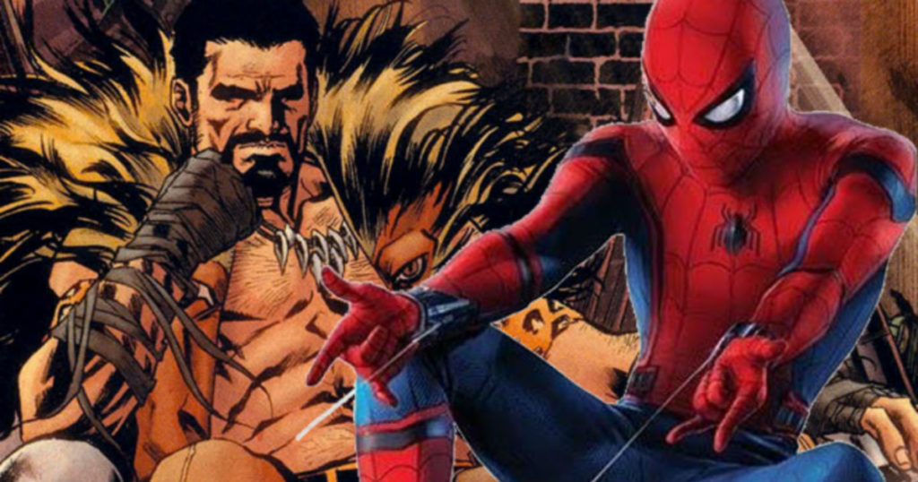 Kraven the Hunter - Spider Man spin-off film u izradi!