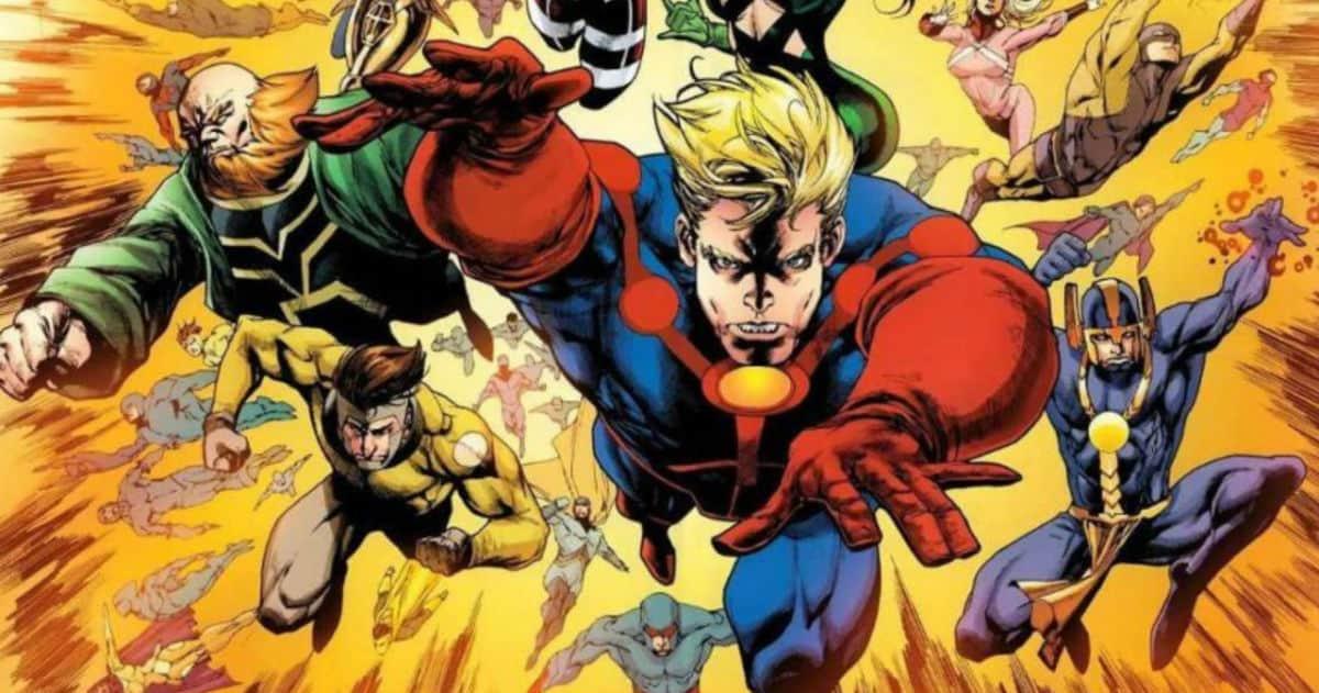 Eternali će biti najjači superheroji u MCU