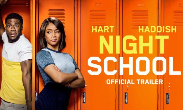 Trailer: Night School (2018)