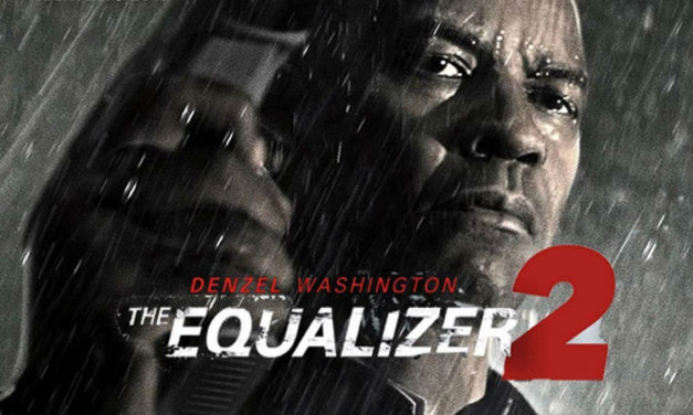 Recenzija: The Equalizer 2 (2018)