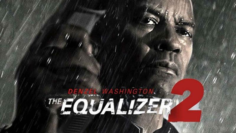 Recenzija: The Equalizer 2 (2018)