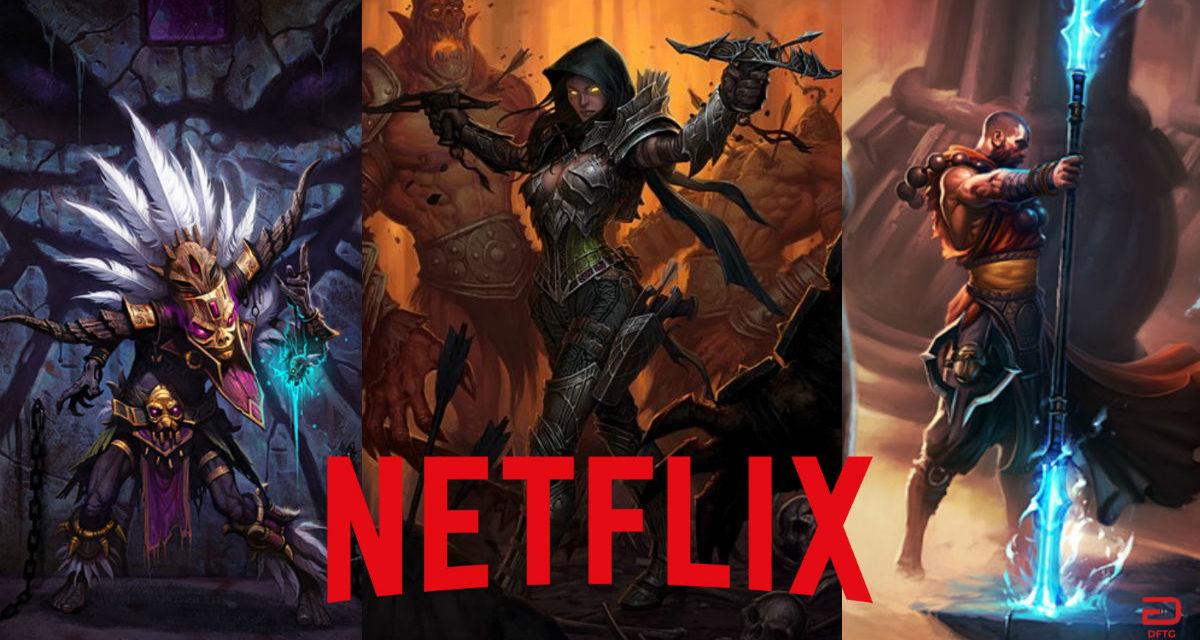 'Diablo:' Netflix i Blizzard navodno rade na Novoj Seriji!