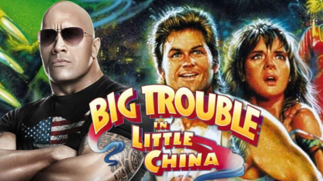 Dwayne Johnson snima nastavak filma Big Trouble in Little China!