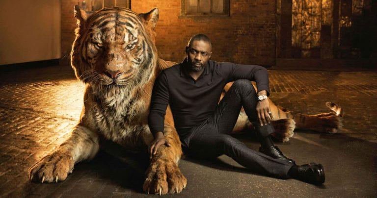 Idris Elba proglašen najseksi muškarcem 2018.