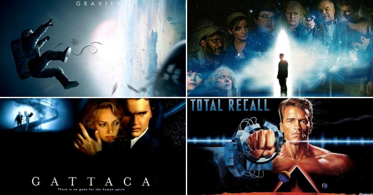 Najbolji SF filmovi