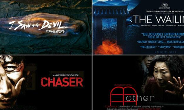 10 odličnih Južnokorejskih filmova